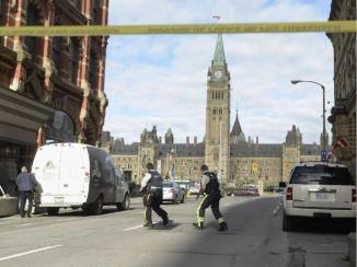 Ottawa Shooting 20141022